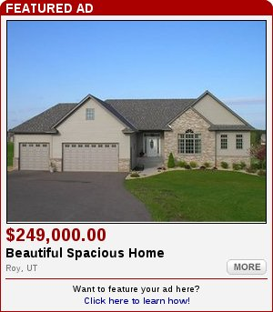 featured home ad